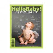 Hello Baby magazin - A baba első éve