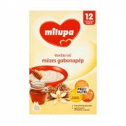 MEGSZŰNT - Milupa vanília ízű mézes gabonapép 12 hó+ (250 g)