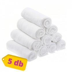 BabyBruin cseh textilpelenka 5 db-os