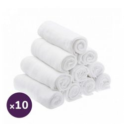 Textilpelenka 70x70 cm, 10 darabos