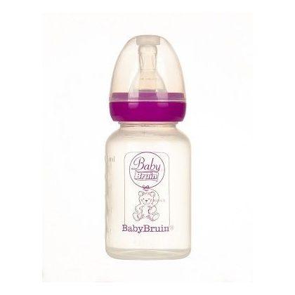 BabyBruin 2 az 1-ben tejtárolós cumisüveg 125 ml