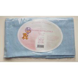 BabyBruin bambuszpelenka - kék (2 db)
