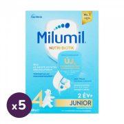 Milumil 4 Junior gyerekital 24 hó+ (5x600 g)