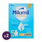 Milumil 5 Junior gyerekital 36 hó+ (2x600 g)