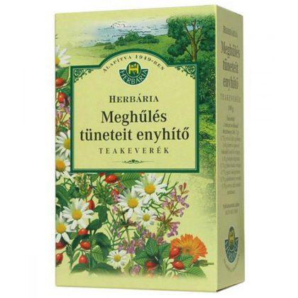 Herbária meghűlés tüneteit enyhítő teakeverék (100 g)