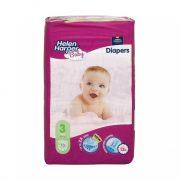 Helen Harper Baby pelenka, Midi 3, 4-9 kg, 70 db