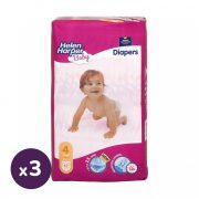 Helen Harper Baby pelenka, Maxi 4, 7-18 kg, HAVI PELENKACSOMAG 3x62 db