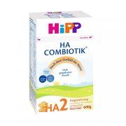 Hipp HA2 Combiotik hidrolizált fehérjét tartalmazó, tejalapú, anyatej-kiegészítő tápszer 6 hó+ (600 g)