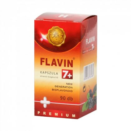 Flavin 7+ prémium kapszula (90 db)
