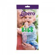 Libero eldobható előke morzsagyűjtővel (10 db)