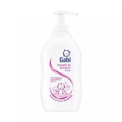 Gabi fürdető és sampon 2in1 400 ml