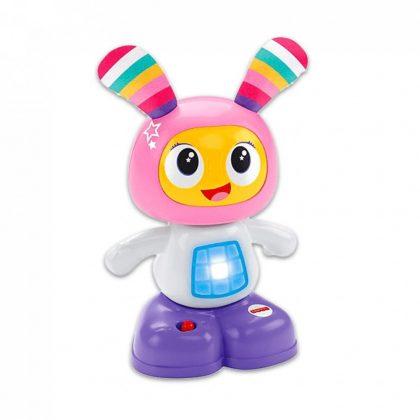 Fisher-Price: Mini Beatbelle világító lányrobot