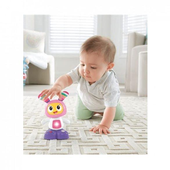 Fisher-Price Mini Beatbelle világító lányrobot