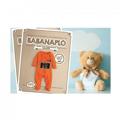 BABANAPLÓ - Hello Baby kiadvány