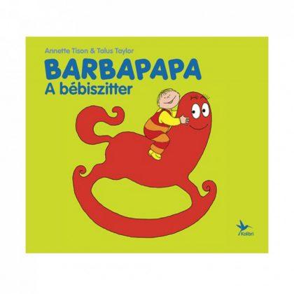 Barbapapa- A bébiszitter