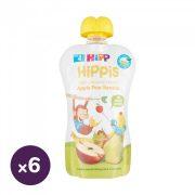 Hipp HiPPiS BIO gyümölcspép alma-körte-banán, 4 hó+ (6x100 g)