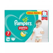 Pampers Pants bugyipelenka, Extra Large 7, 17 kg+, 80 db