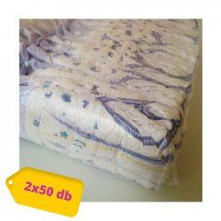 Dada nadrágpelenka Junior 6+, 16-30 kg HAVI PELENKACSOMAG 2x50 db (változó mintákkal)