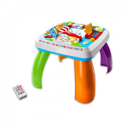Fisher-Price: Kétnyelvű intelligens asztalka