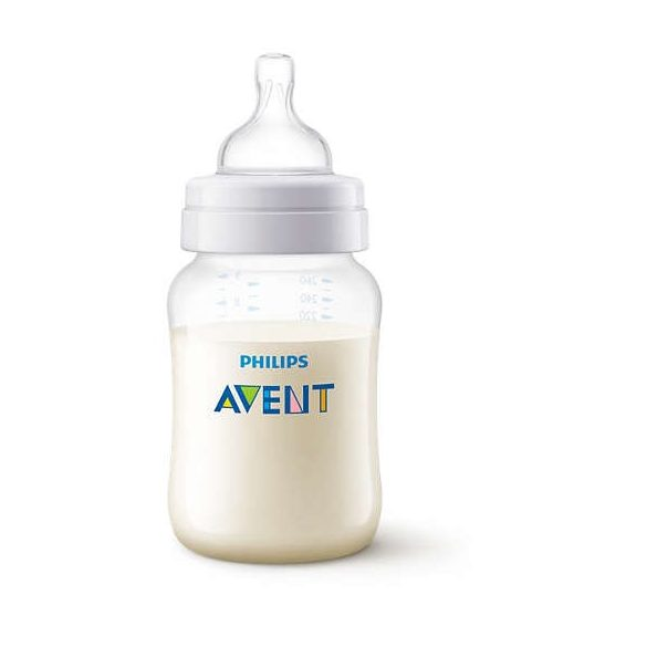 Avent Classic+ cumisüveg 260 ml + Itatópohár Classic 200 ml