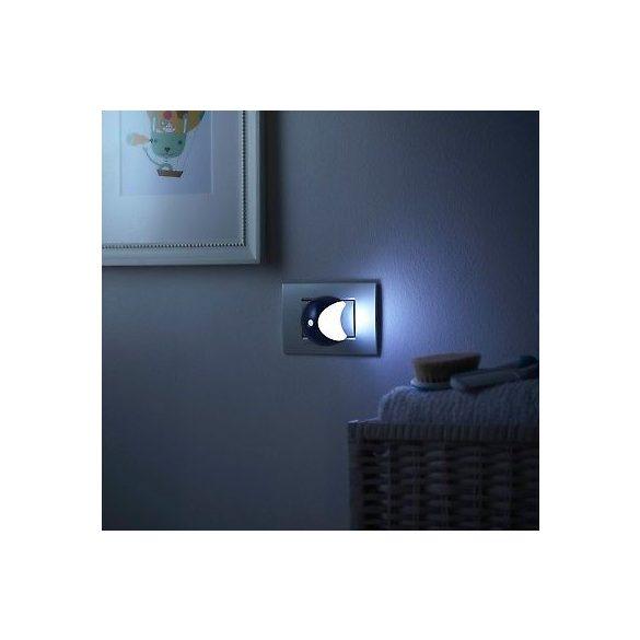 Chicco BabyMoon automata éjszakai fény - fehér LED
