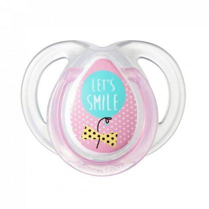 MEGSZŰNT - Tommee Tippee BPA-mentes újszülött cumisüveg kezdőszett 9 db (rózsaszín)