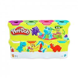 Play-Doh színes gyurmakészlet 8 tégely