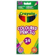 Crayola 24 db extra puha színes ceruza