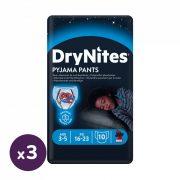 Huggies Drynites éjszakai pelenka 3-5 éves korú fiúnak (16-23 kg), 3x10 db