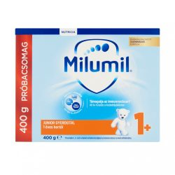 Milumil Junior 1+ gyerekital 12 hó+ (400 g)