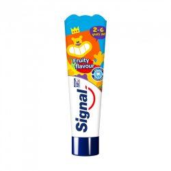 Signal Kids gyermekfogkrém, gyümölcsös ízű, 50 ml