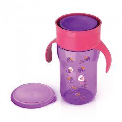 Avent SCF784/00 Első ivópohár 340 ml (Lila, lányos)