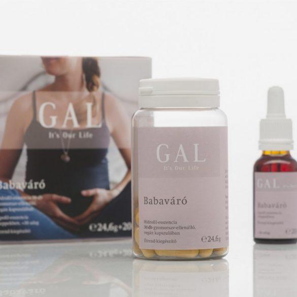 GAL Babaváró vitamin (30 adag)