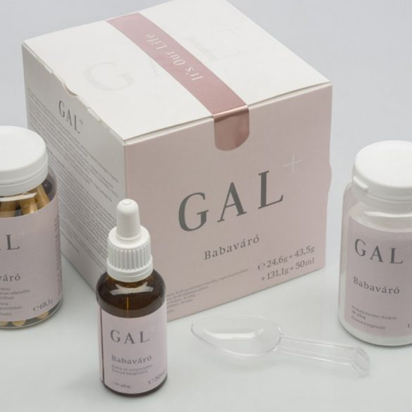 GAL+ Babaváró vitamin (30 adag)