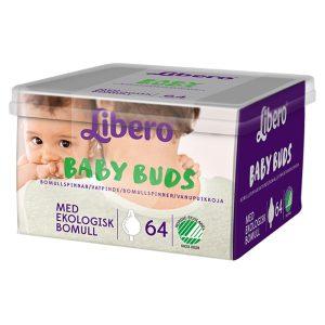 Libero Baby Care fültisztító 64db-os