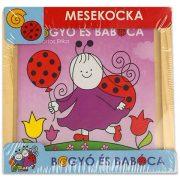 Bogyó és Babóca mesekocka - Babóca és barátai