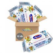 Aquella nedves törlőkendő E vitaminnal 12x72 db