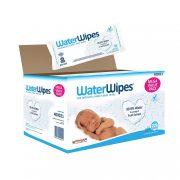 WaterWipes természetes baba törlőkendő 12x60 db