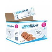 WaterWipes Mega Value Pack természetes baba törlőkendő 12x60 db