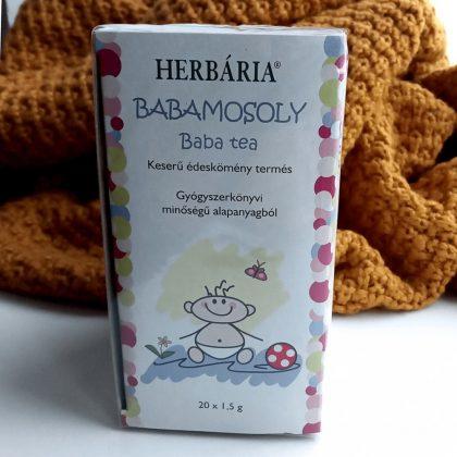 Herbária Babamosoly baba tea (20 filter)