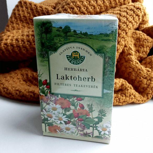 Herbária laktoherb tea (20 filter)
