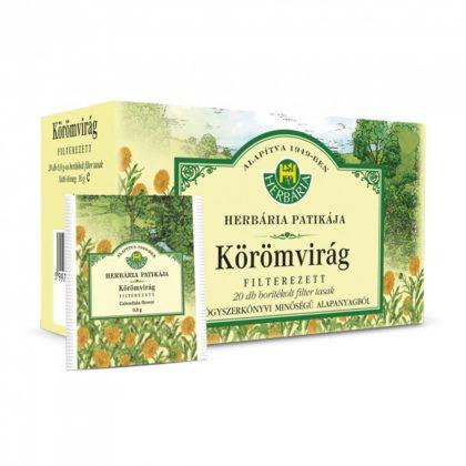 Herbária körömvirág tea (20 filter)