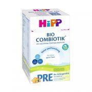 Hipp Pre Bio Combiotik tejalapú anyatej-helyettesítő tápszer 0 hó+ (600 g)