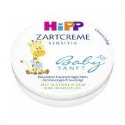 Hipp Babysanft sensitiv babakrém bio mandulaolajjal (75 ml)