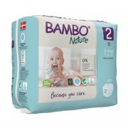 Bambo Nature öko pelenka, Mini 2, 3-6 kg, 30 db