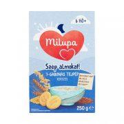 Milupa Szép álmokat! 7 gabonás kekszes tejpép 6 hó+ (250 g)