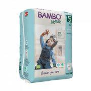Bambo Nature öko bugyipelenka, Junior 5, 12-18 kg, 19 db