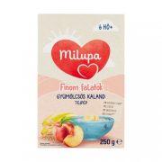 Milupa Finom Falatok, Gyümölcsös kaland tejpép 6 hó+ (250 g)