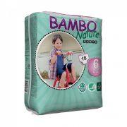 Bambo Nature öko bugyipelenka, XL 6, 18 kg+, 18 db