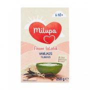 Milupa Finom falatok, Vanília ízű tejberizs 6 hó+ (250 g)